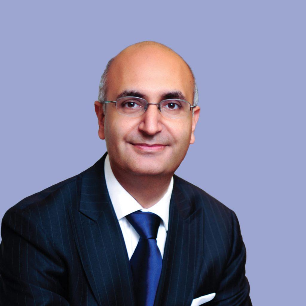 Amir Mossanen, Senior Wealth Advisor
